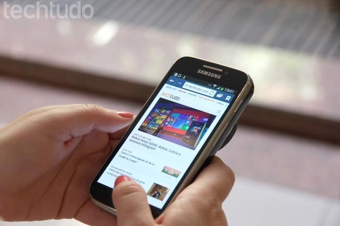 Sistema rasteia Wi-Fi dos celulares para informar aos comerciantes sobre o monitoramento dos clientes (Foto: Luciana Maline/TechTudo)