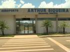 Aeroporto terá obras de modernização (Reprodução/ TV Vanguarda)