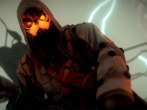 Helghast, inimigo de 'Killzone', ameaça o jogador no novo game para o PlayStation 4 (Foto: Divulgação)