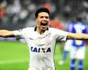 Irregular no Corinthians, Marquinhos Gabriel retorna aos planos do Santos