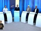 Debate reúne candidatos à prefeitura de Volta Redonda na TV Rio Sul