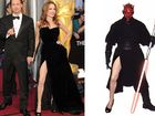 Angelina Jolie, Anne Hathaway... Relembre os looks do Oscar que viraram memes