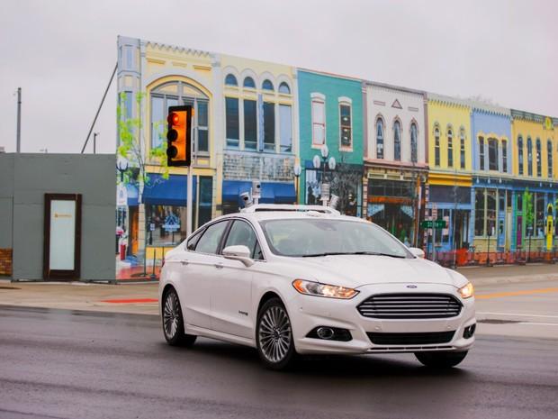 Ford já testa carro autônomo em Michigan (Foto: Divulgação)