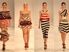 Grife Lolitta estreia no SPFW e mostra vestidos de tricô inspirados na elegância das espanholas