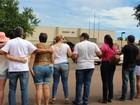 Grupo faz abraço solidário em MS por permanência de promotor do Gaeco