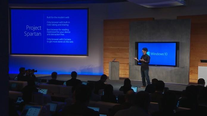 Windows 10 e Projeto Spartan (Foto: Reprodução)