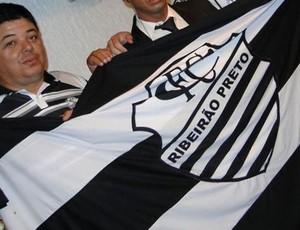 Rogério Vieira, diretor de futebol do Comercial FC (Foto: Arquivo Pessoal)