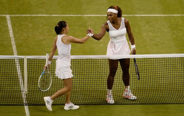 Em Wimbledon, Serena chega à 600ª vitória