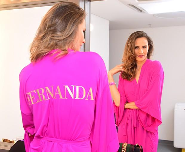 Fernanda Tavares (Foto: Leo Franco / AgNews)