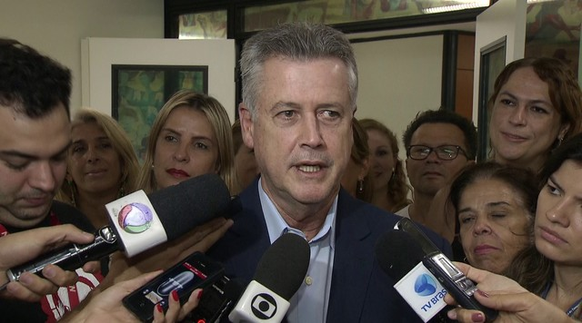 Eleito no DF, Rollemberg quer montar equipe de transição para passagem de governo