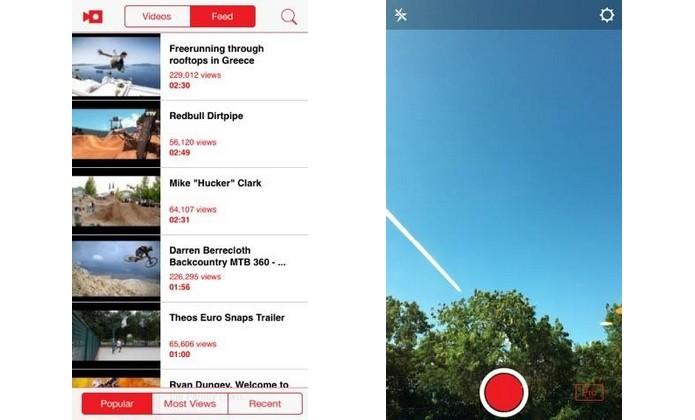 SloPro, aplicativo para iPhone que filma em câmera lenta (Foto: Reprodução/Raquel Freire)