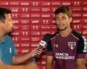 """Com plano de """"vida longa"""" na Seleção, Rodrigo Caio vibra com oportunidade"""