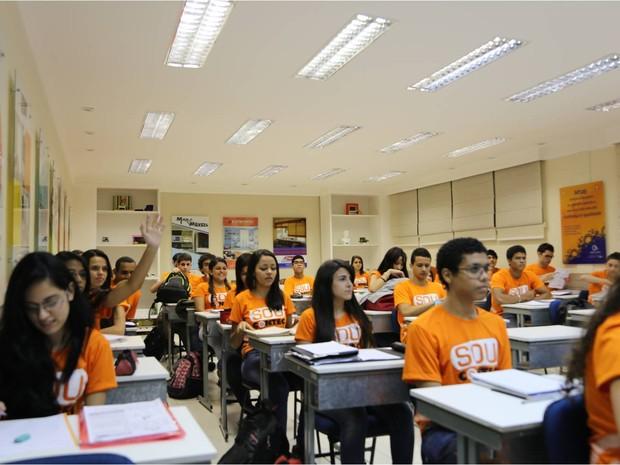 Contec implementa plataforma exclusiva de ensino online para facilitar aprendizagem  (Foto: Divulgação/ Contec)