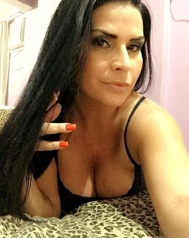 Solange Gomes (Foto: Reprodução/Instagram)
