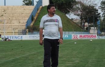 Dirigente do Grêmio Prudente revela sondagem a Lelo; assista entrevista