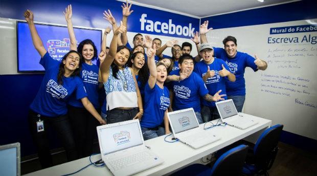 Laboratório de inovação do Facebook (Foto: Agência Sebrae/Bruno Santos A2 FOTOGRAFIA)