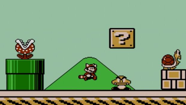 Clássico 'Super Mario Bros. 3' chega ao Wii U em abril (Foto: Divulgação/Nintendo)