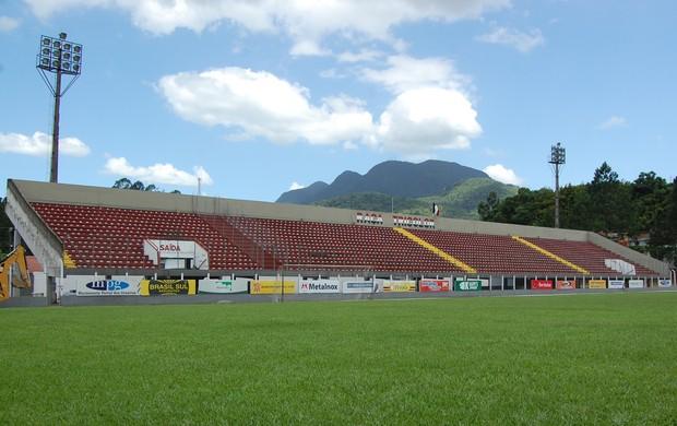 Estádio João Marcatto, Juventus-SC (Foto: Divulgação, Juventus / Avante)
