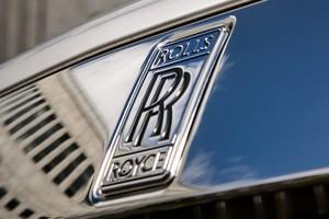 Logo Rolls-Royce (Foto: Divulgação)