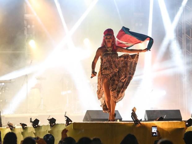 Selma Ligh ancorou o cerimonial do Pop Gay (Foto: José Somensi/Divulgação)