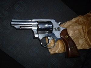 Homem atirou no próprio pênis com revolver calibre 38 (Foto: Foto ilustrativa)
