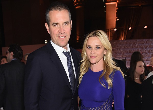 Reese Witherspoon e Jim Toth (Foto: Getty Images)