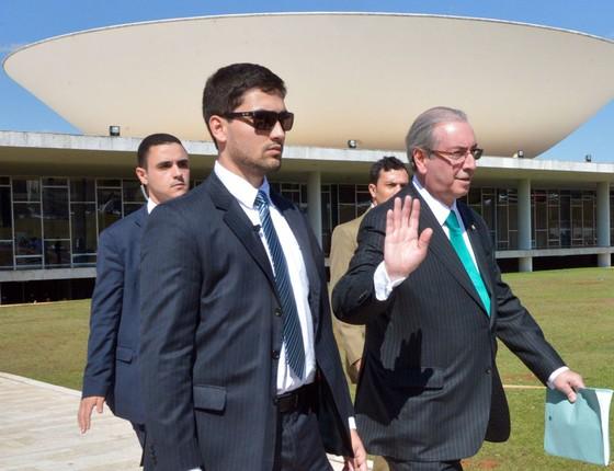 Eduardo Cunha ex-presidente  da Câmara (Foto: João Cruz/Agência Brasil)