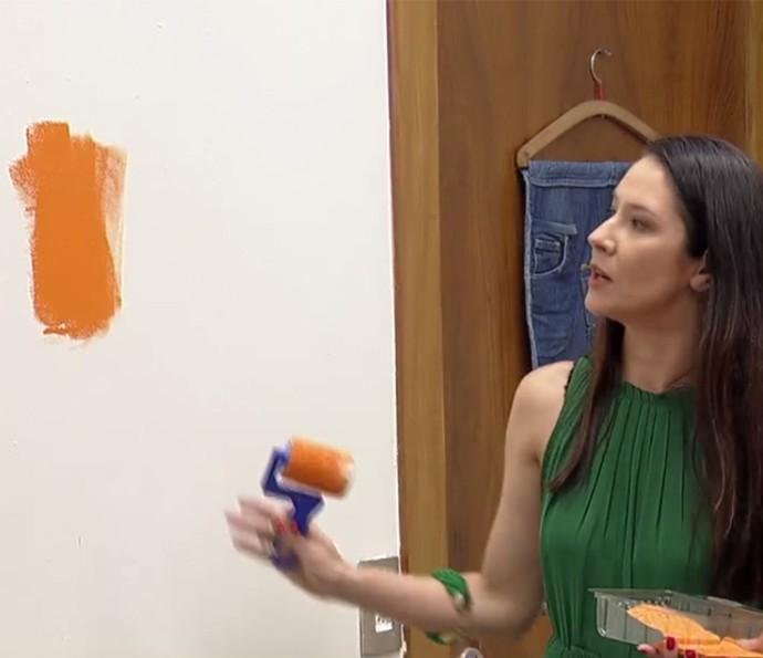 A especialista Ana Kreutezer dá várias dicas bacanas! (Foto: TV Globo)