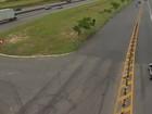 Prefeitura de São José faz obra para reabrir acesso à Dutra na zona leste