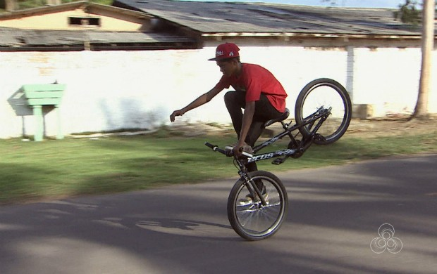 Whelling Bike vem ganhando cada vez mais adeptos no Amapá (Foto: Bom Dia Amazônia)
