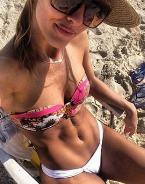 Juliana Valcézia (Foto: Arquivo Pessoal)