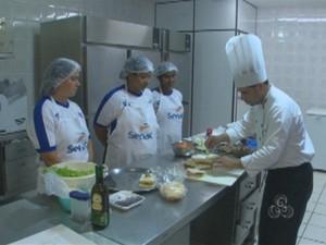 Pronatec deve oferecer mais de 10 mil vagas a partir de 2013, em RO (Foto: Reprodução/TV Rondônia)