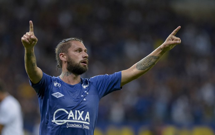 Rafael Sobis; Cruzeiro (Foto: Washington Alves)
