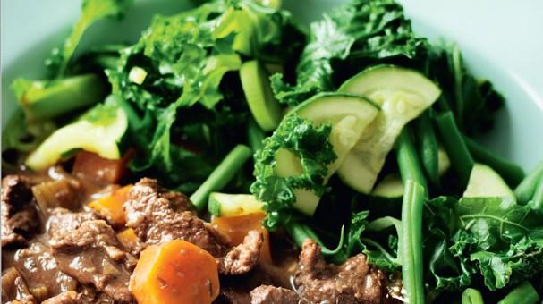 Cozido de carne de baixa caloria (Foto: Vigilantes do Peso)