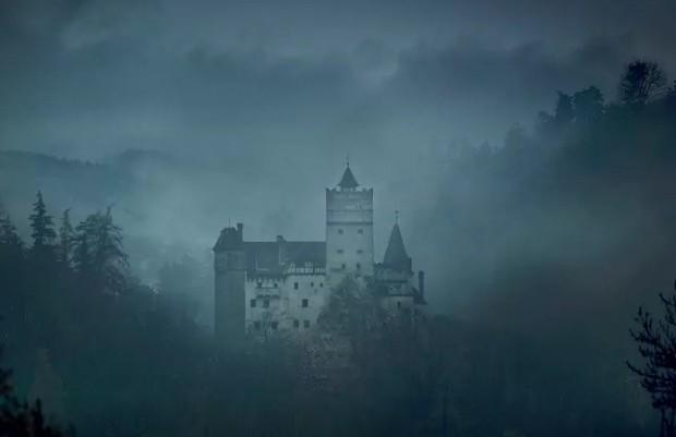 Castelo de Bran, na Romênia (Foto: Divulgação)