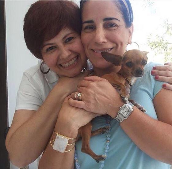 Narjara Tureta e Gloria Pires (Foto: Reprodução do Instagram)