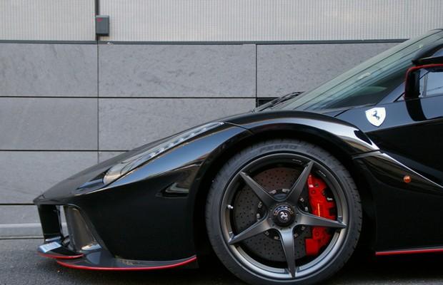 Ferrari LaFerrari (Foto: Divulgação)