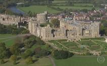 Casamento real no castelo de Windsor
