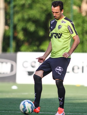 Atlético-MG; Thiago Ribeiro (Foto: Bruno Cantini/CAM)