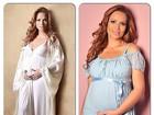 Solange Almeida lança coleção de lingerie para gestantes