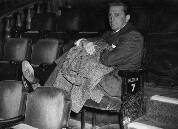 Kirk Douglas (Foto: Reg Burkett/Hulton Archive)