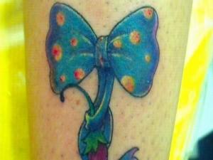 Tatuagem 3D é a nova tendência em Roraima (Foto: Amazônia em Revista)