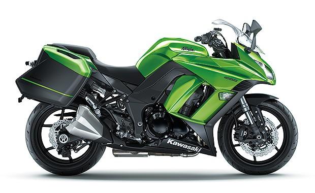 Kawasaki Ninja Tourer 1000 (Foto: Kawasaki)