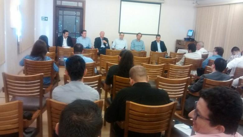 confinamento-DSM-apresentação (Foto: Sebastião Nascimento)