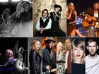 De Taylor Swift a Bruce Springsteen: veja os casais da música internacional