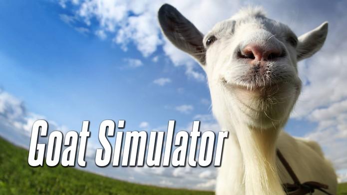 Goat Simulator (Foto: Goat Simulator)