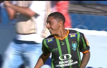 Santos quer Osman, do América-MG; meia foi revelado na base do Peixe