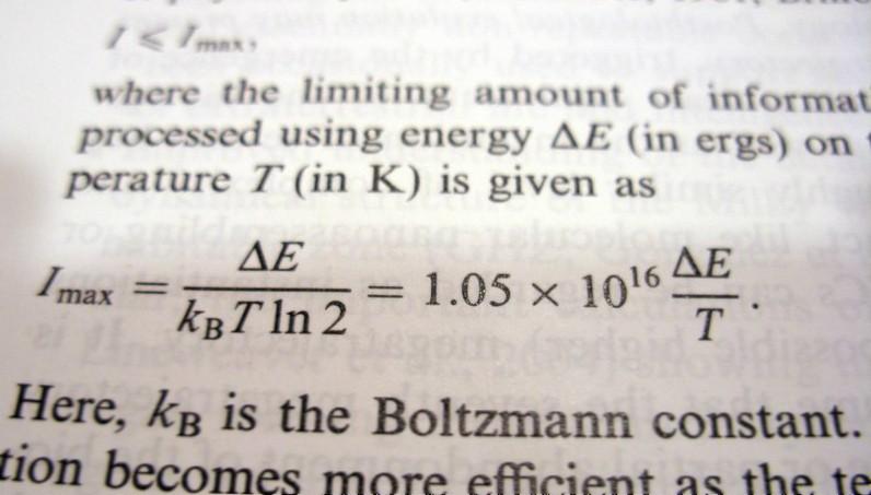 Equações são bonitas para matemáticos (Foto: Anders Sandberg/Flickr/Creative Commons)