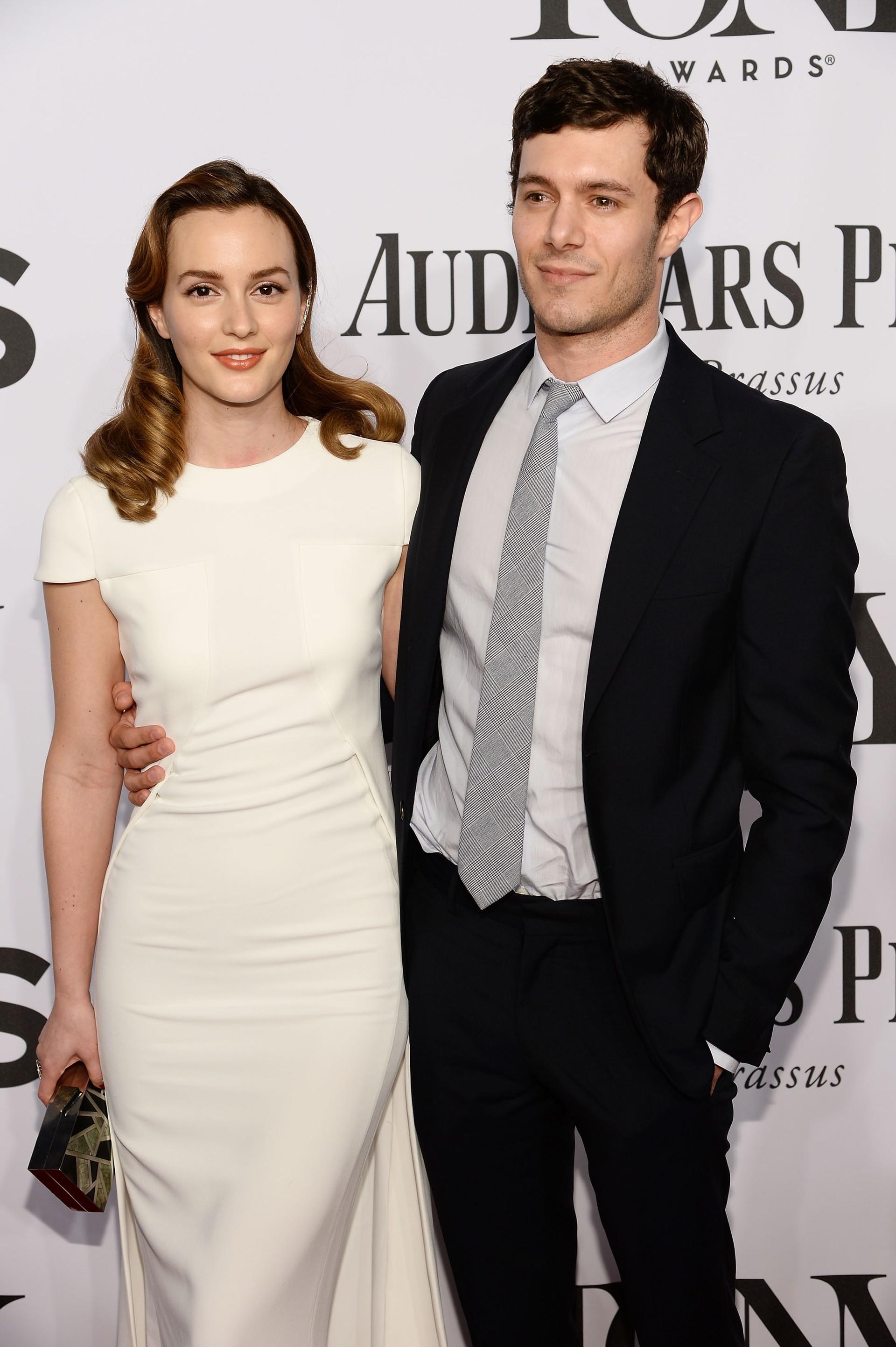 A atriz de 'Gossip Girl' casou-se secretamente com Brody em Fevereiro de 2014.  (Foto: Getty Images)