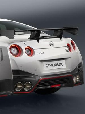 Nissan GT-R ganha versão Nismo atualizada com 600 cavalos (Divulgação)